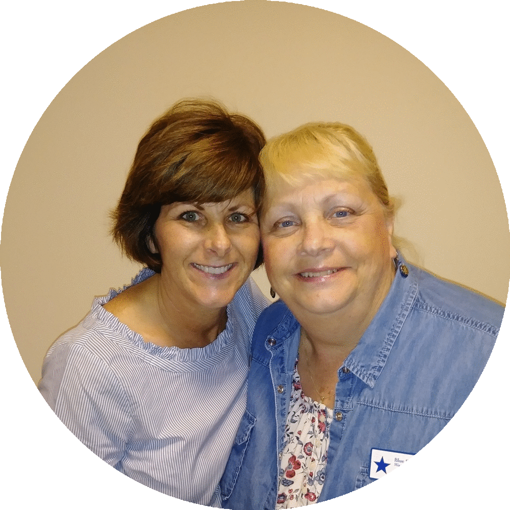 Fawn & Kathy